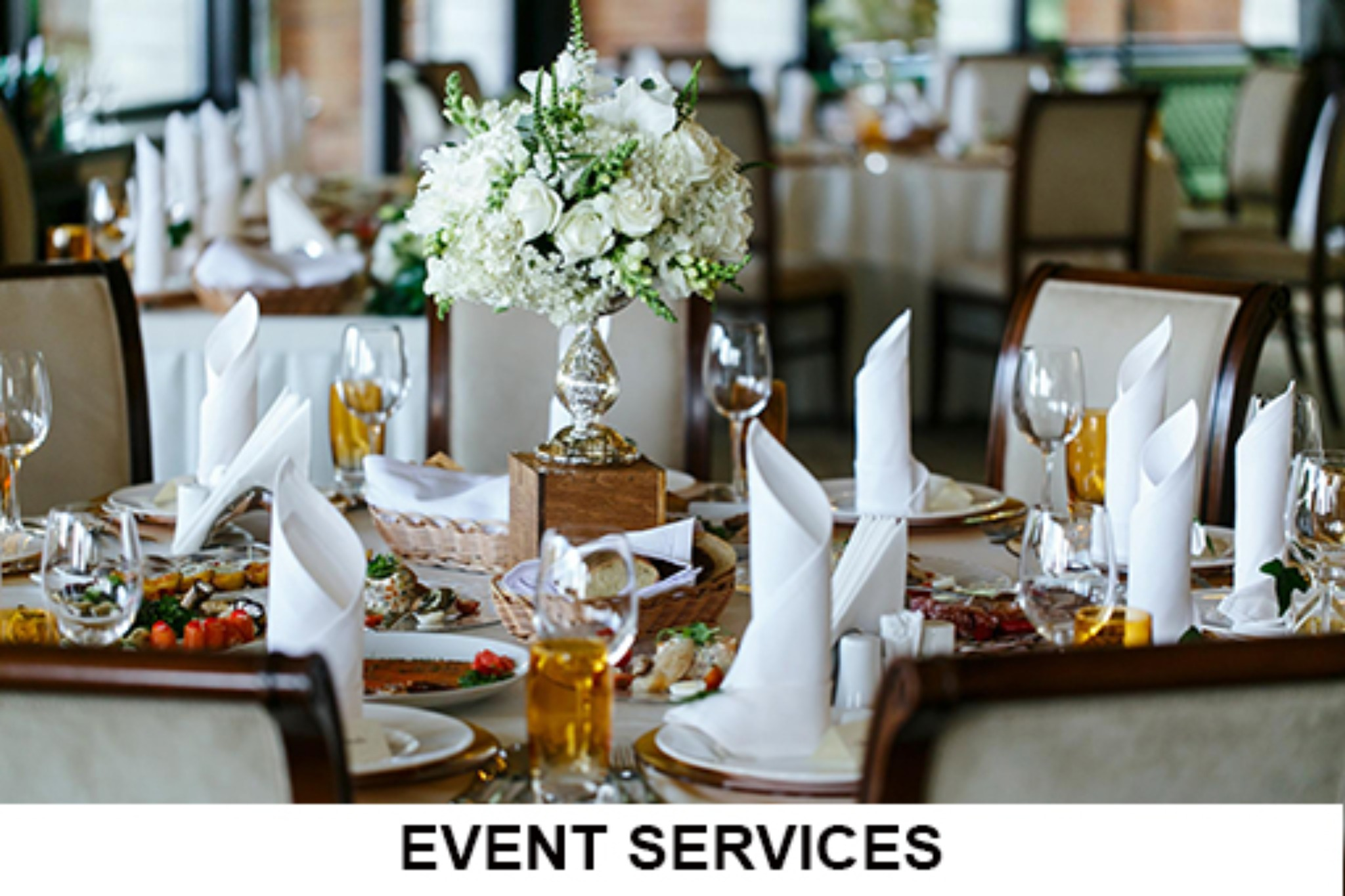Event Services Planning, Event Location Planning, Event Decoration