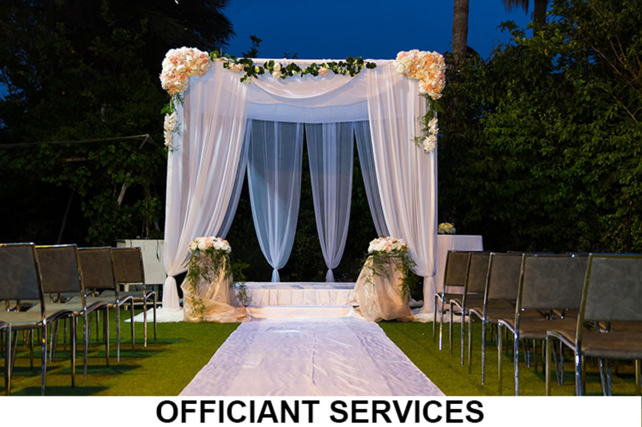 Wedding Officiant, Ceremonial Officiant